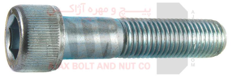 جدول وزنی پیچ آلن DIN912