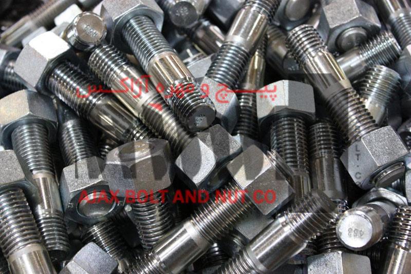 پیچ و مهره استاندارد ASTM A453